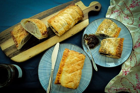Scotch & Co Sausage Rolls